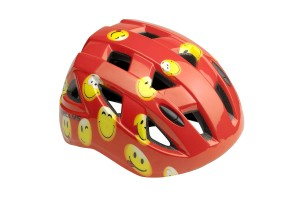 Kask Kellys Smarty smile red M (54-58cm)
